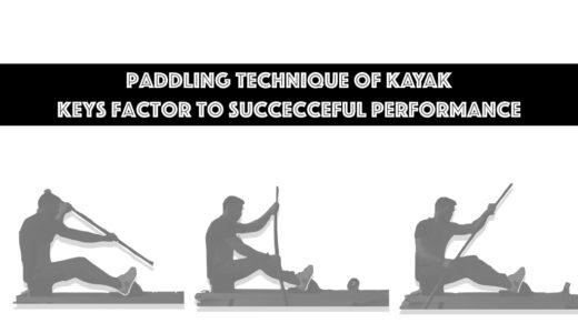 カヌー・カヤックのテクニックを可視化する